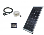Caravan-Kit Solar 100W easy Duo