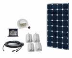 Caravan-Kit Solar 100W SunPeak R Duo