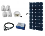 Caravan-Kit Solar SunPeak 100W Duo MPP