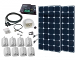 Caravan-Kit Solar SunPeak RS200 W  Votronik Duo-MPP