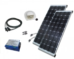 Caravan-Kit Solar 200W easy Duo-MPP