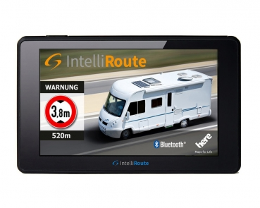 IntelliRoute CA 6000 DVR -  mobile Caravan-Navigation