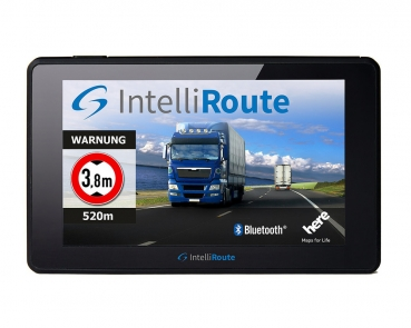 IntelliRoute TR 6000 DVR -  mobile LKW-Navigation