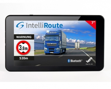 IntelliRoute TR 8050 DVR -  mobile LKW-Navigation +TV