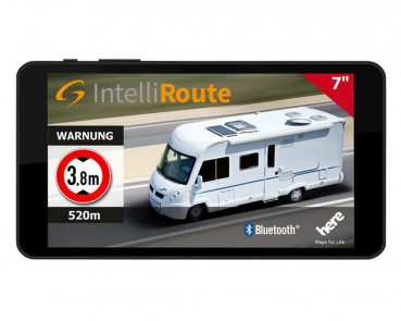 IntelliRoute CA 8050 DVR -  mobile Caravan-Navigation +TV