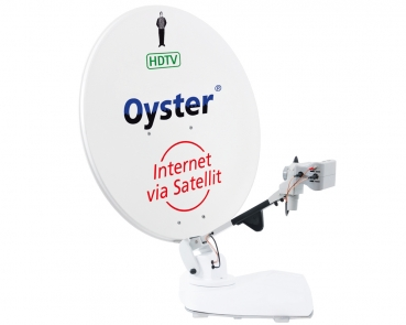ten Haaft OYSTER 85 INTERNET HDTV